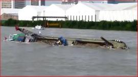 Merlin, Olipmia, Lafayette Ships collision, Basel-Switzerland