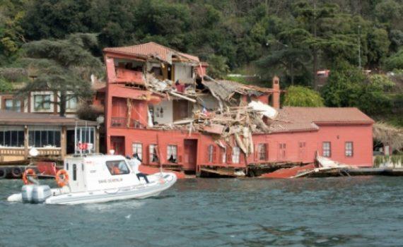 Villa Istanbul marinetraffic